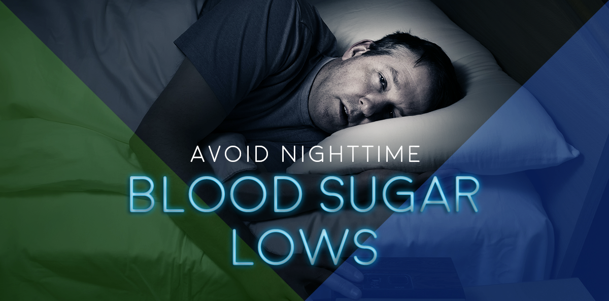 Blood Sugar Lows