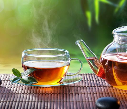 green tea as alternative to soda