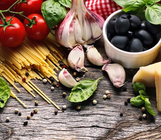 Mediterranean diet Type 2 Diabetes