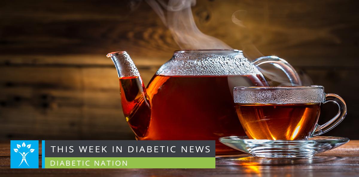 black tea improves glucose levels