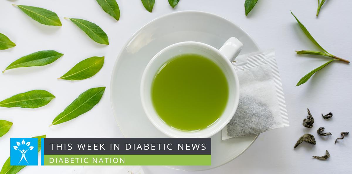 green tea can be diabetes, help control blood sugar