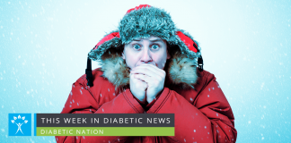 Cold weather can prove troublesome for diabetics