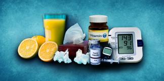 flu and diabetes necessities