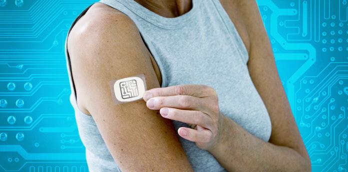 needle-free tattoo, new diabetes testing technology