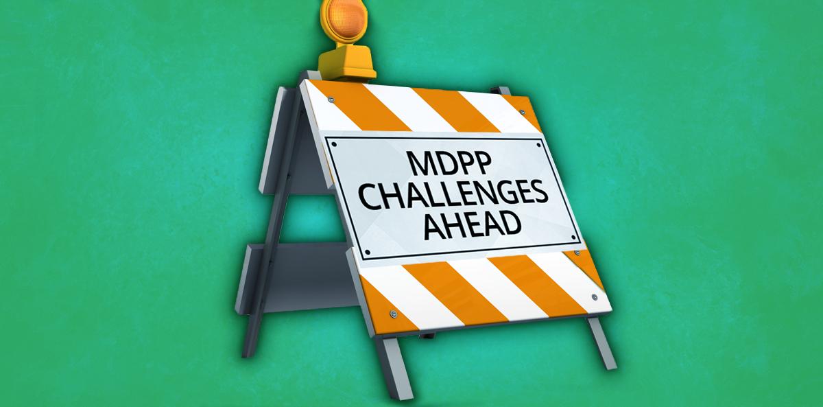 MDPP-Challenges