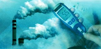 diabetes, air pollution, top diabetes news
