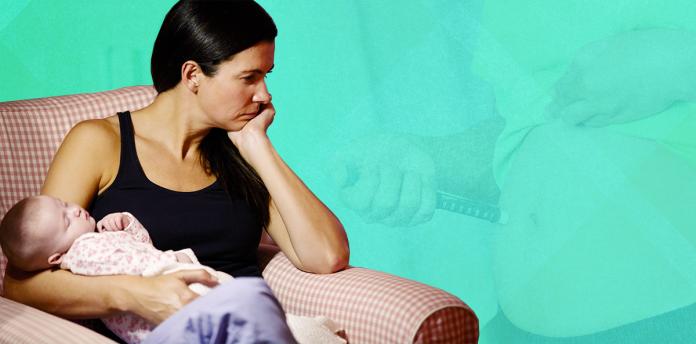 gestational diabetes, postpartum depression, diabetes