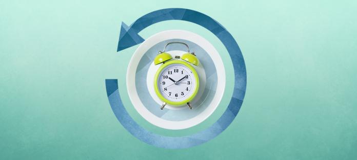 fasting, reverse type 2, diabetes, clock turning backwards