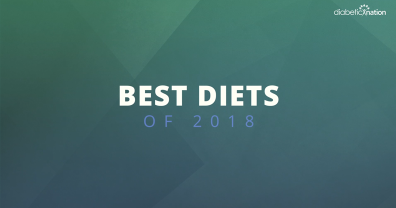 thumbnail the best diets of 2018