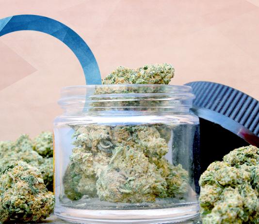 open marijuana container; marijuana and diabetes benefits and risks