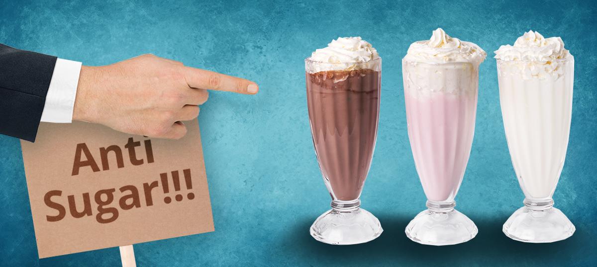 milkshakes, sugar, top diabetes news