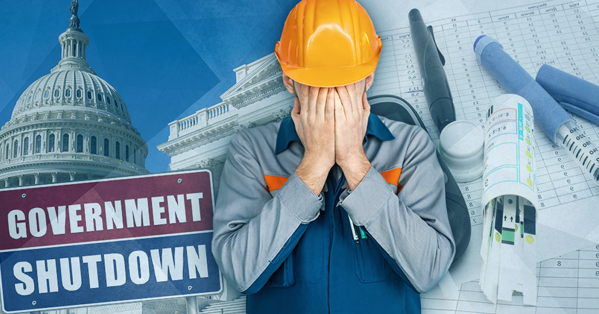 Government Shutdown Forcing Federal Employees