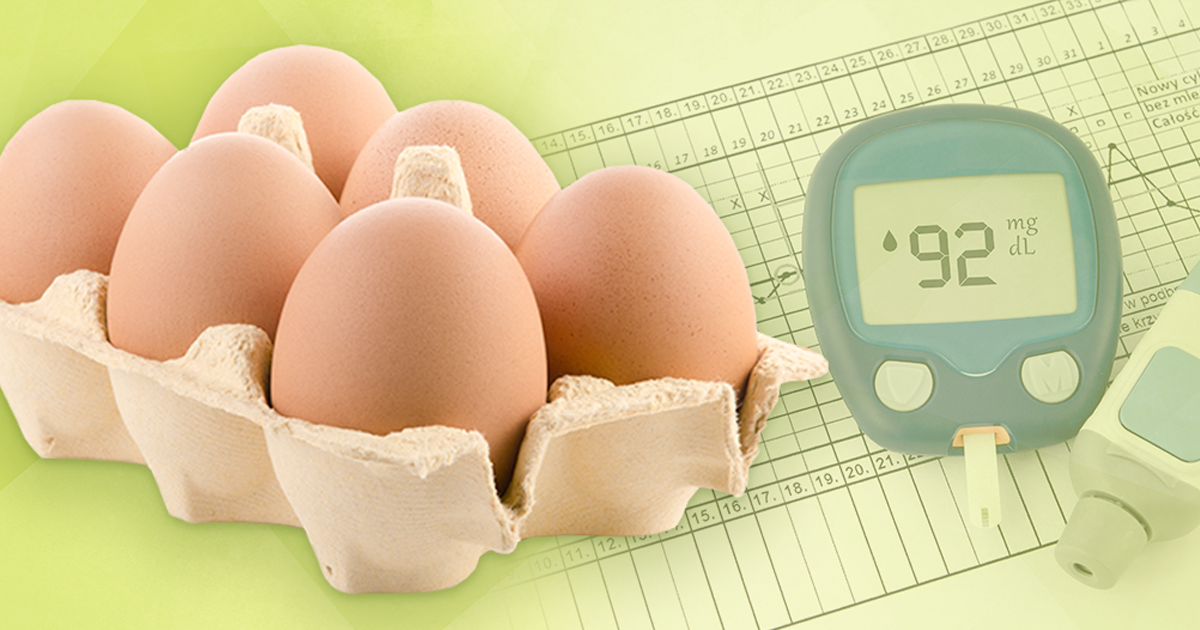 Eggs and Cholesterol: Okay for a Diabetes Diet?