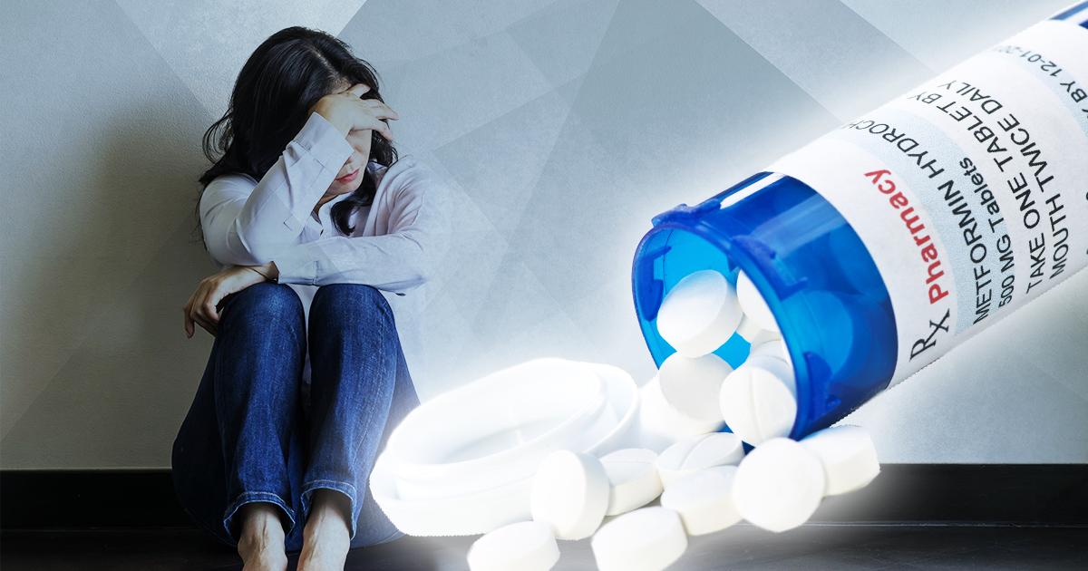 metformin, depression, diabetes, type 2 diabetes