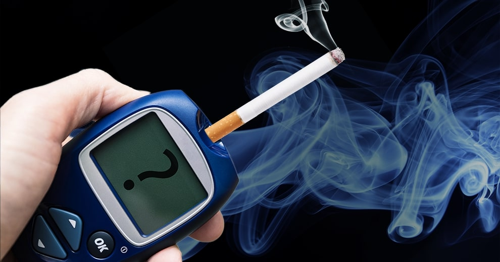 smoking, smoking cessation, diabetes