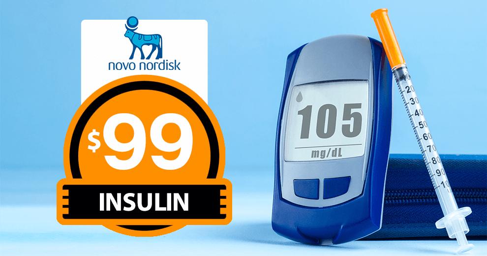 novo nordisk, novolog insulin, generic, discounted