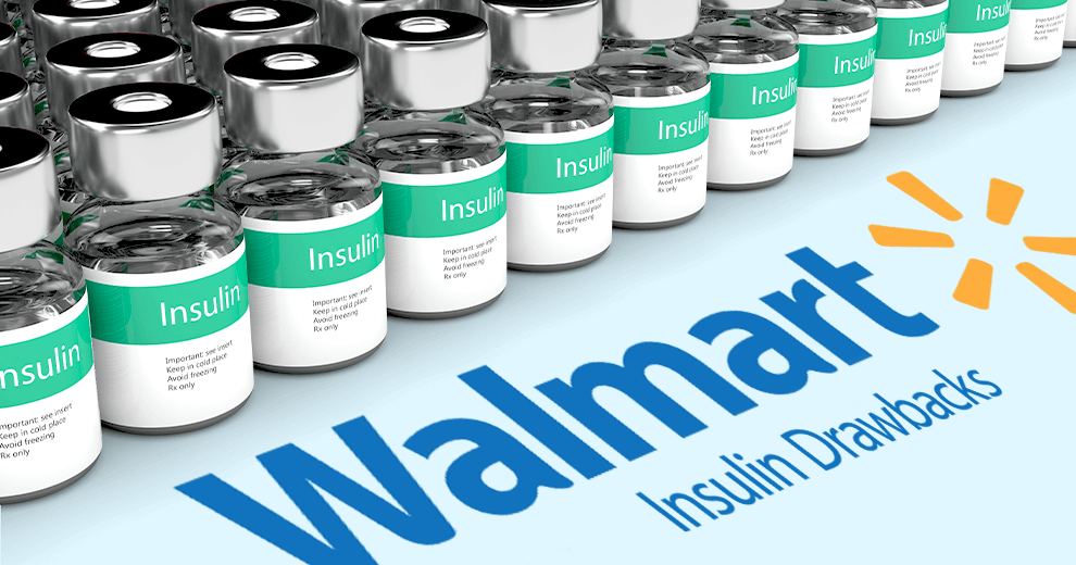 walmart insulin, drawbacks, walmart insulin prices, vials of insulin