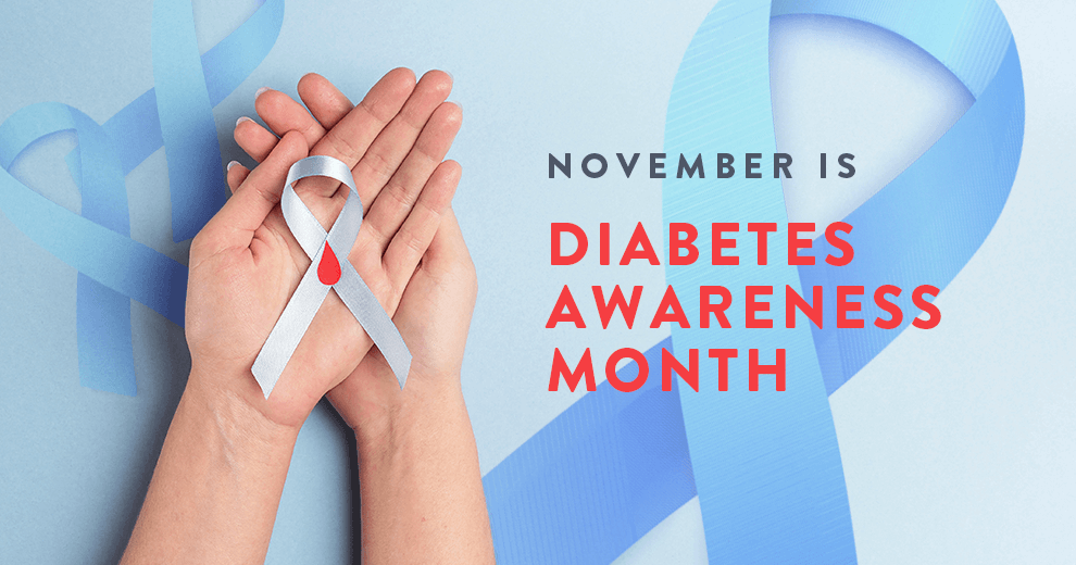 diabetes awareness month, world diabetes day, 2019