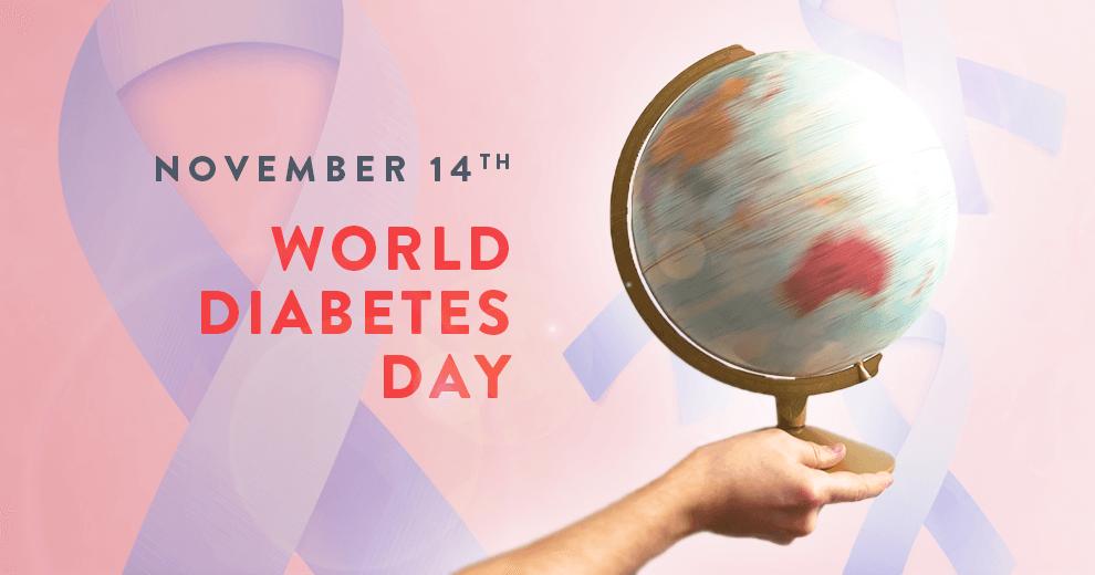 world diabetes day, diabetes awareness month